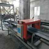 Industry metal detector for separating metal minerals
