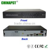 Multiplex real-time H.264 8CH 1080P HD IP surveillance camera NVR Network video recorder CE,RoHS Certified PST-6208NVR