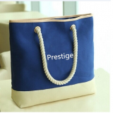 Eco-Friendly Colored Heavy Shopping Canvas Hand Bag