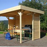 most popular wood gazebo with cheap price
