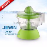 25W-40W plastic citrus juicer cheap price with two-direction twist with CE GS