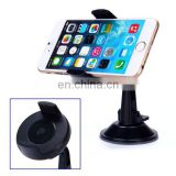 Portable Universal sucker cup car mount holder for mobile phone tablet