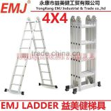 Aluminium <b>Multi</b>-<b>function</b> <b>ladder</b> 4x4