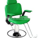 2015 Superior quality barber chair/Green barber chair for Christmas                                                                         Quality Choice