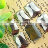 2013 fashion copper round/square silver/gold colorful hot sale wholesale metal hot fix copper button stud for clothing