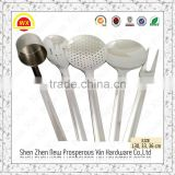 Wholesale buffet cutlery stainless steel cheap melamine kitchenware
