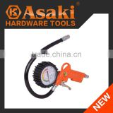 AK-1080 New Tire Inflator With Gauge