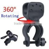 Pratical U-shape 360 degree Rotatable Bicycle Clip