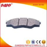 auto parts genuine brake pads for toyota innova 04465-0K160