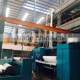2400MM PP SPUNBOND NON WOVEN FABRIC MAKING MACHINE