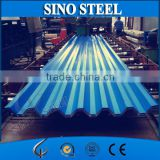 Construction usage Color coated Galvanized Steel Roofing Sheet /PPGI/PPGL Steel roofing sheet