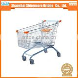 cheap sales high quality shopping cart trolley with cheap price