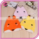 Newborn fetal cap cotton cute animal baby hats soft trendy wholesale baby caps