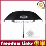 Black standard umbrella specification manufacturer china