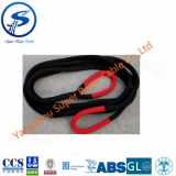 Double Braided Polyester Rope,Polyester Double Braided Rope,Anchor mooring double braided polyester rope