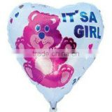 advertising aluminium foil balloon/helium balloon