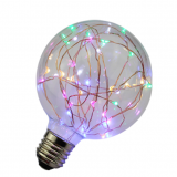 G80 Copper Wire LED Decorative LED Bulbs