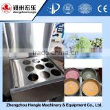 Heavy Duty 12*2.5l Ice Cream Making Machine Snow Ice Maker Machine With Ce Certificate For Sale