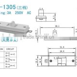 SS-1305 slide switch