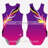 sublimated girls gymnastics dance leotard child