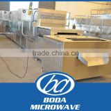 Industrial microwave powder dryer machine