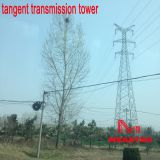 MEGATRO 220KV 2D3 SJC3 double circuit tangent transmission tower