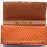 Ladies genuine leather purse manufacturer, womens leather money bag exporter, custom designs available