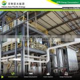 Continuous vegetable oil converting biodiesel production plant with CE and ISO