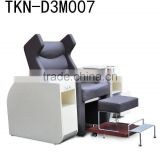 Comfortable Spa pedicure nail sofa wholesale pedicure chairs TKN-D3M007