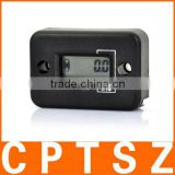Water Resistant Digital LCD Hour Meter for Motor