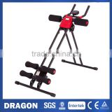 AB Cruncher Abdominal Trainer Glider Machine ABT-1 Fitness Power Ab Trainer Foldable 5 Minutes Shaper                                                                         Quality Choice