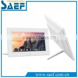 10 inch 1024x600 lcd advertising network player support USB and wifi 3g for electronic device