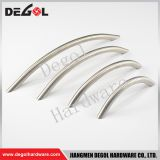 Best selling stainless steel china hardware nickel finished cabinet handle