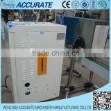 Semi-auto online bottle labeling machine