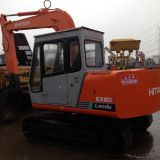 small used Hitachi Ex60-3 mini excavator for sale
