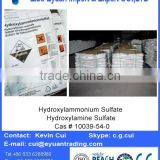 INQUIRY about Hydroxylammonium Sulfate/cas 10039-54-0/Hydroxylamine Sulfate