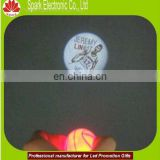 spark projector logo basketball keychain with good quality