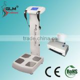 Factory direct body fat analyzer machine/bia bioelectrical impedance analyzer machine with color in-jet printer