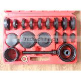high quality hot sale 23pcs wheel bearing removal tool kit