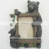 unusual bear animal picture photo frames