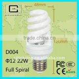 high quality low price durable full sprial energy saving light