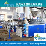 PVC 16-32 Four Pipe Production Line,threading pipe extrusion equipment