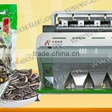 ZRWS high output capacity sunflower seed color sorter with low carryover ratio