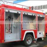 Dongfeng 2cbm mini fire fighting truck