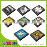 8 in 1Magnetic game kids educational toy modern chess table