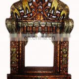 Wooden Handmade Jharokha and Photo Frame