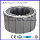Explosion proof motor stamping stacked stator