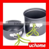 UCHOME Camping Aluminum Cookware