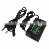 Black AC <b>Adaptor</b> for PSP3000,PSP 2000,PSP(EU <b>PLUG</b>, US <b>PLUG</b>, AU <b>PLUG</b>,<b>UK</b> <b>PLUG</b>)