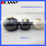 China Cosmetic Plastic Acrylic Material Face Cream Jar 15Ml 30Ml 50Ml 120Ml Skin Care Bottle